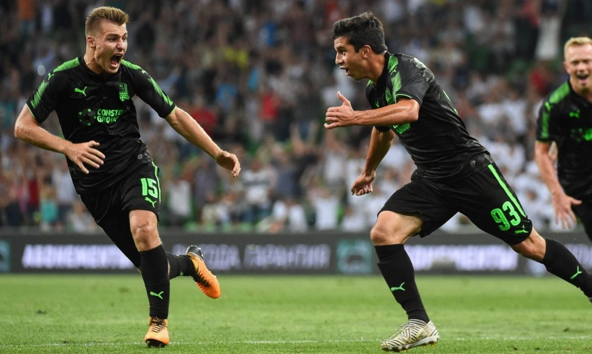 Продлит ли «Краснодар» победную серию в Лиге Европы?