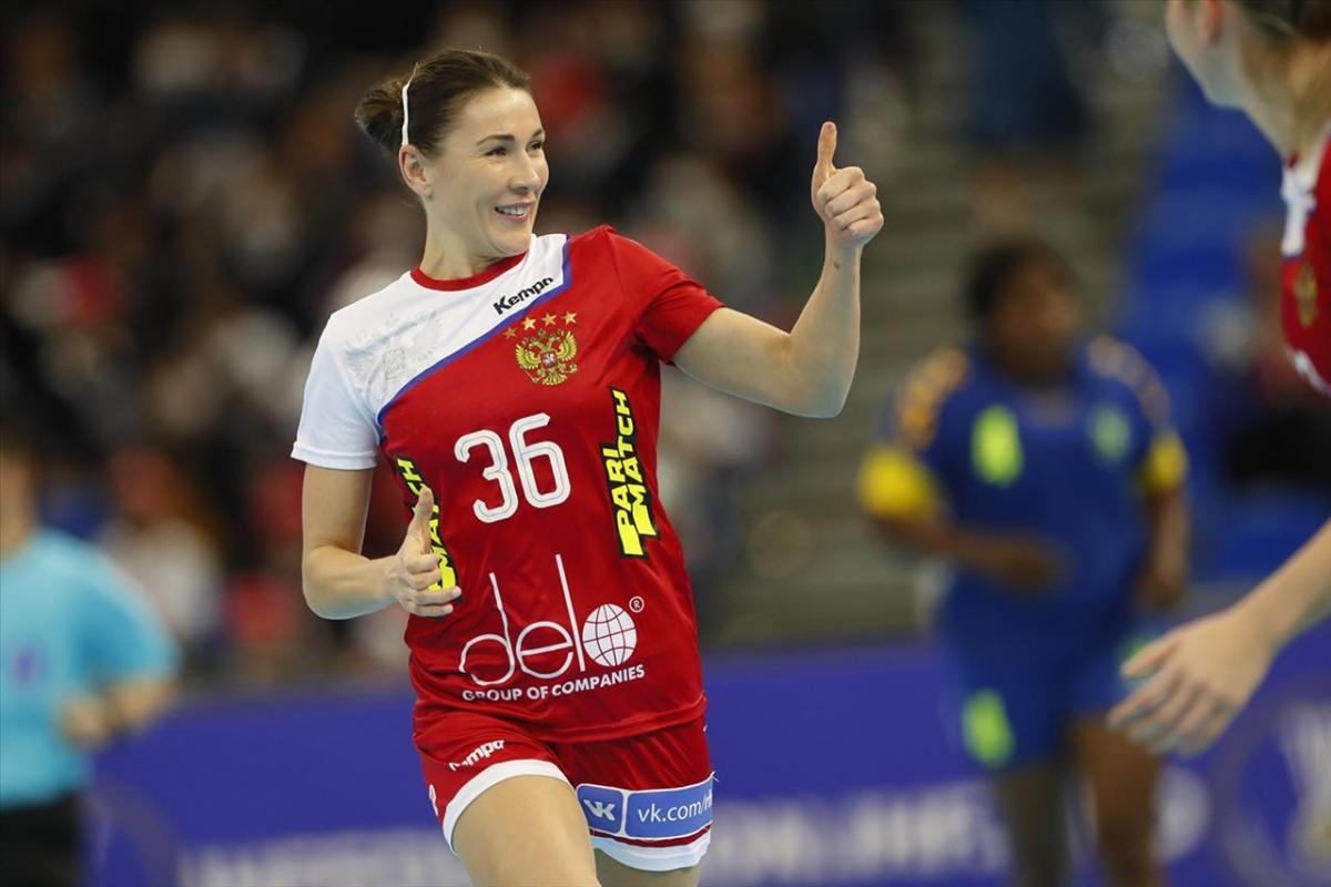 Россия выиграет на ЧМ четвертый матч подряд