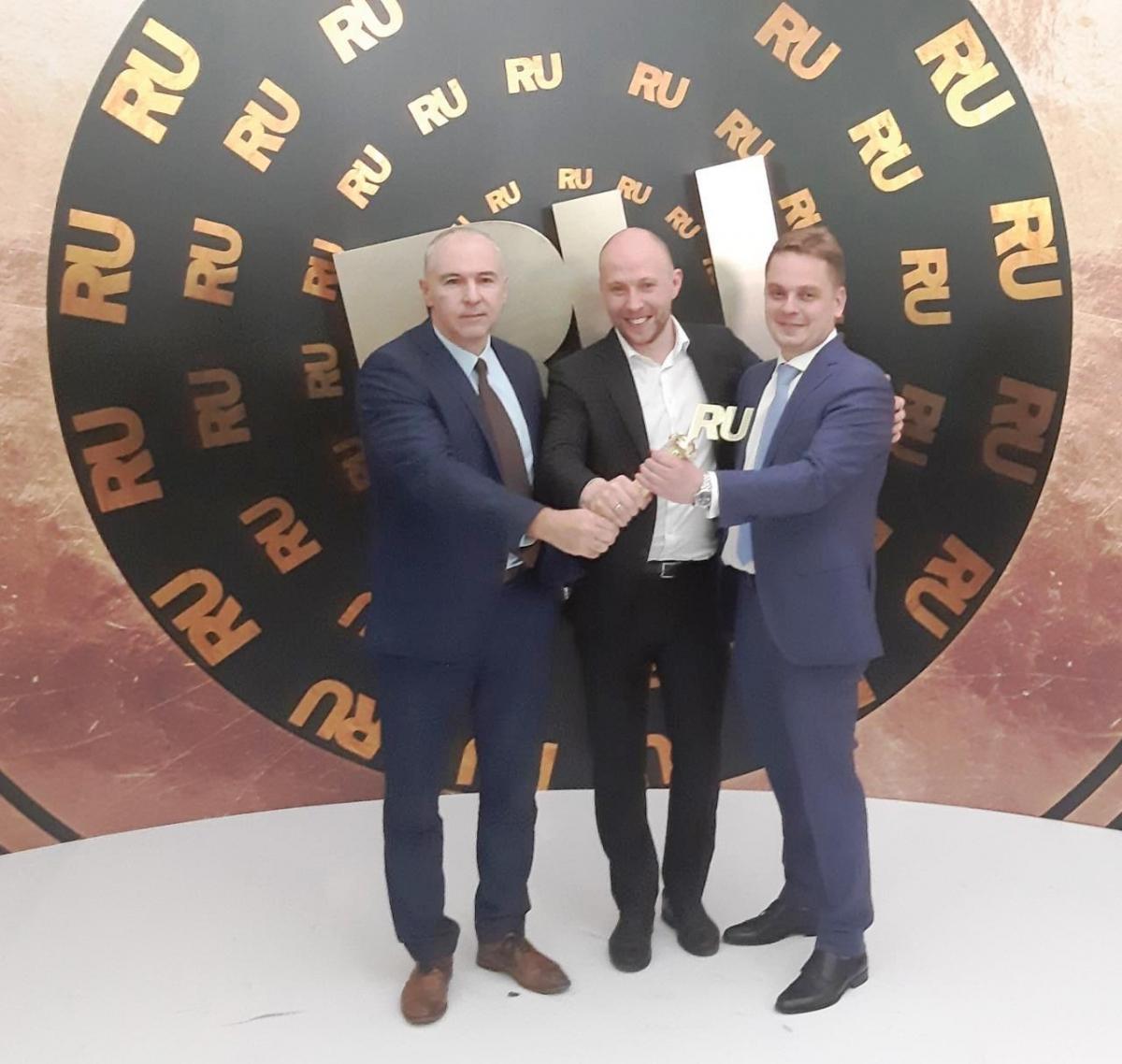 Мобильное приложение БК «Лига Ставок» удостоено «Премии Рунета»-2019