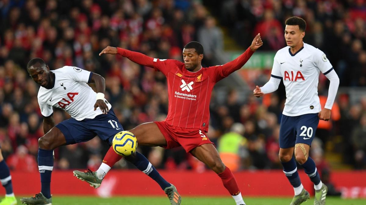 «Ливерпуль» обыграет «Тоттенхэм»