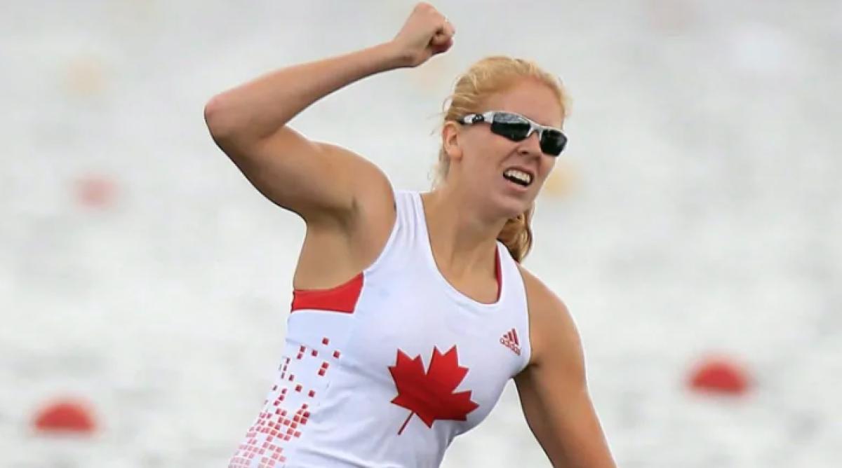 Канадская каноистка не принимала допинг. Она занималась сексом