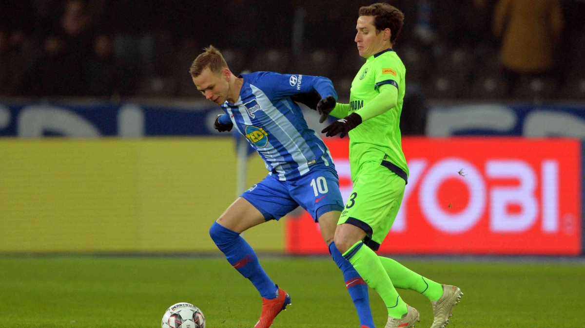 Прогноз на матч бундеслиги: «Герта» обыграет «Шальке»