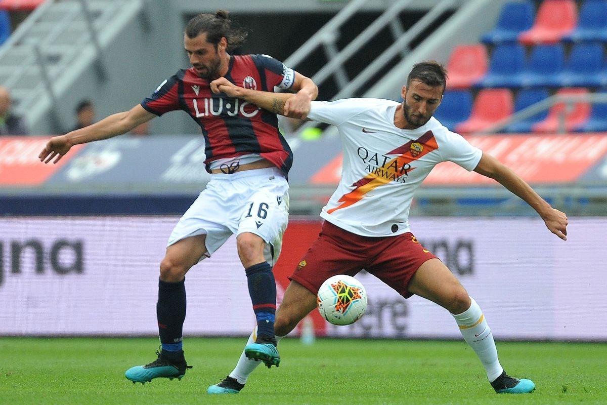 «Рома» уверенно разберется с «Болоньей»