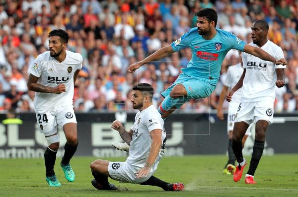 Прервет ли «Валенсия» 10-матчевую серию без побед над «Атлетико»?