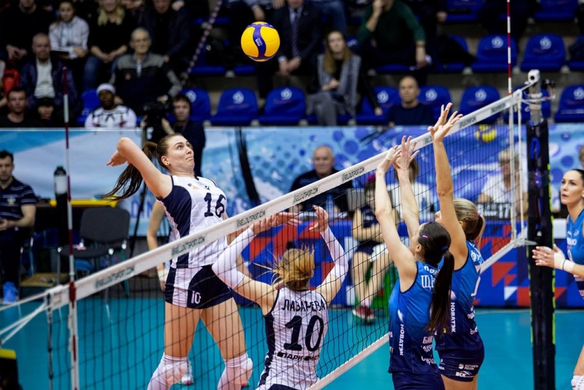 Накажут ли краснодарские волейболистки «Локомотив»?