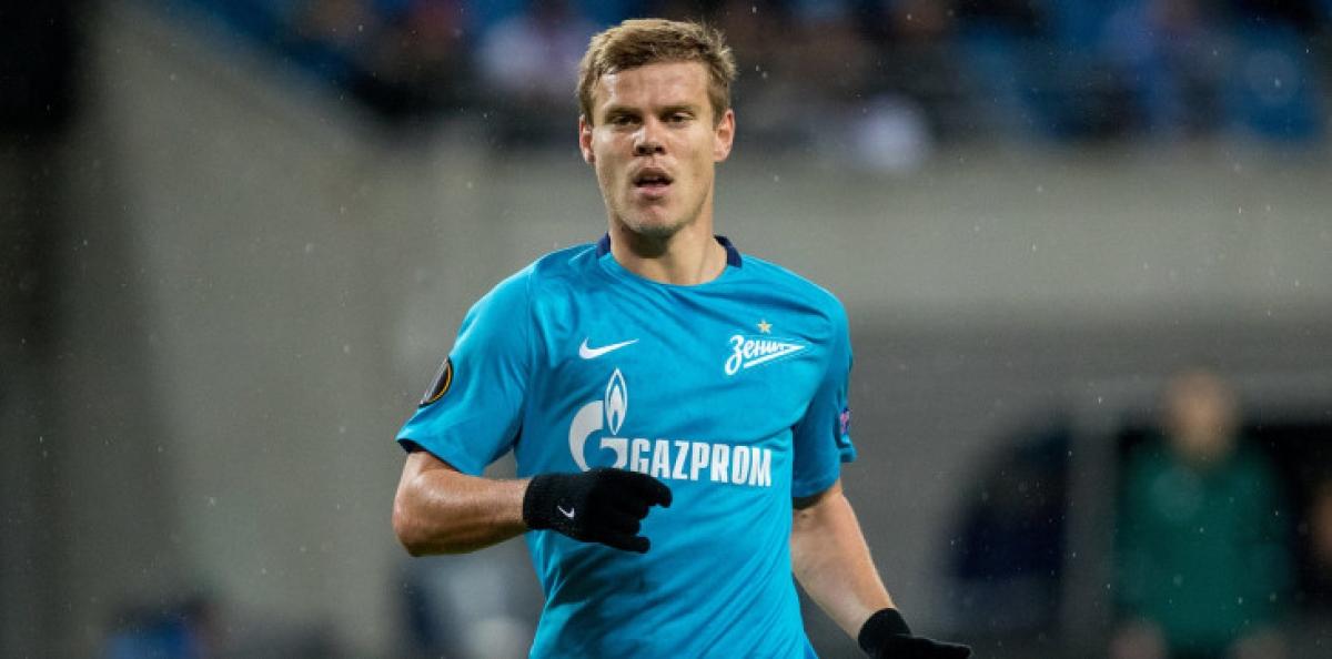 Кокорин вероятнее всего перейдет в «Локомотив»