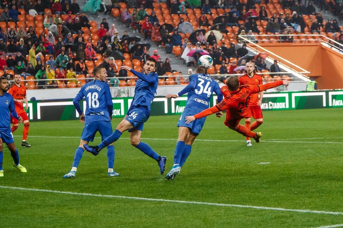 БК «Лига Ставок» возвращает Российскую Премьер-Лигу болельщикам