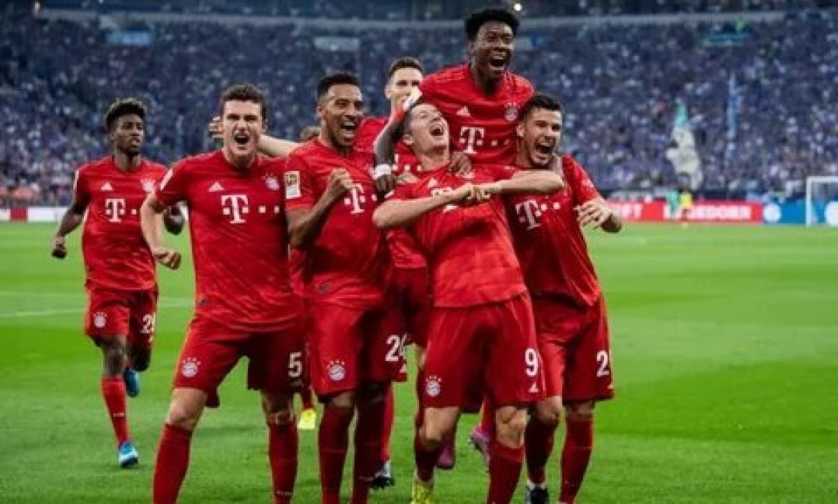 «Бавария» вероятнее всего станет чемпионом Германии сезона 19/20