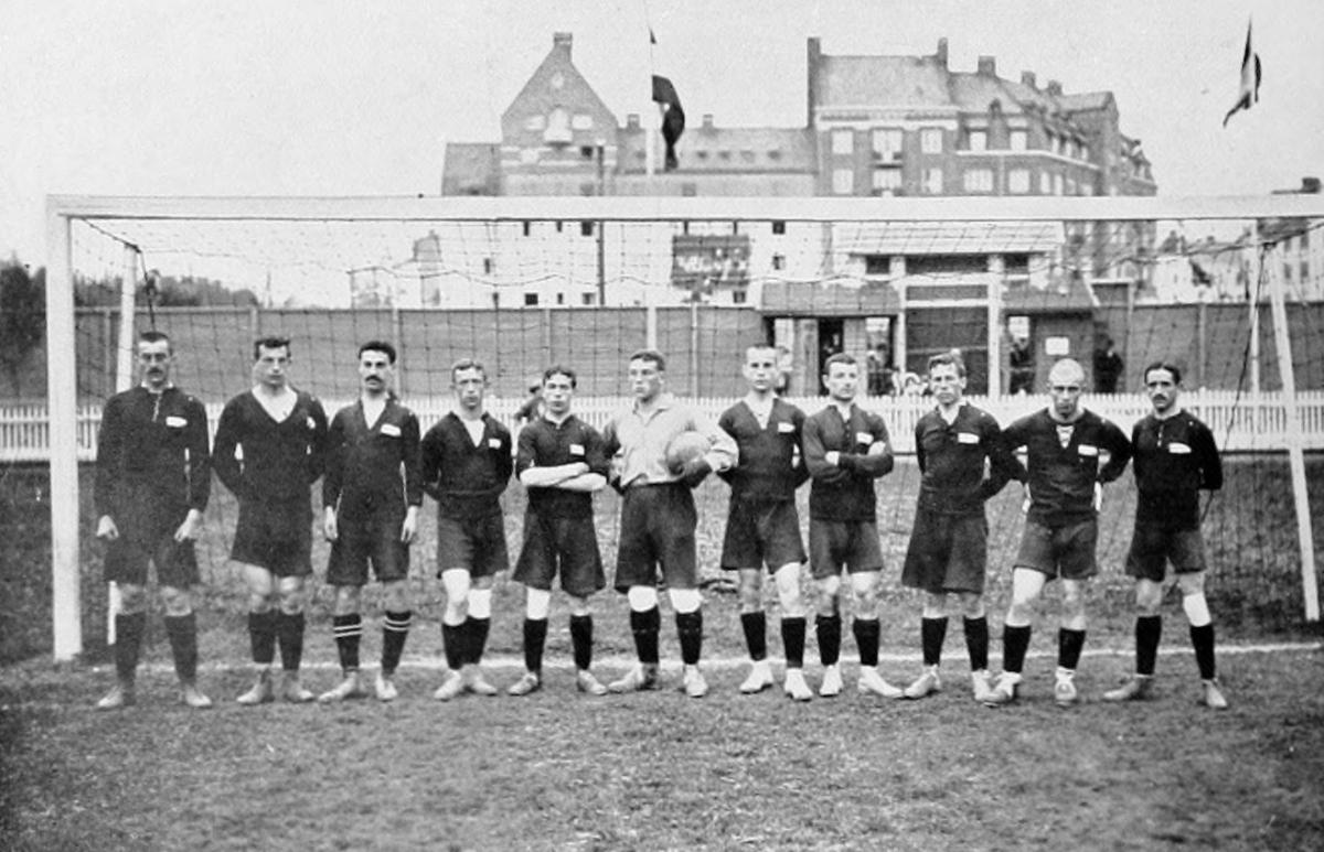 Уникальный архив российского и советского футбола на Stavki.ru
