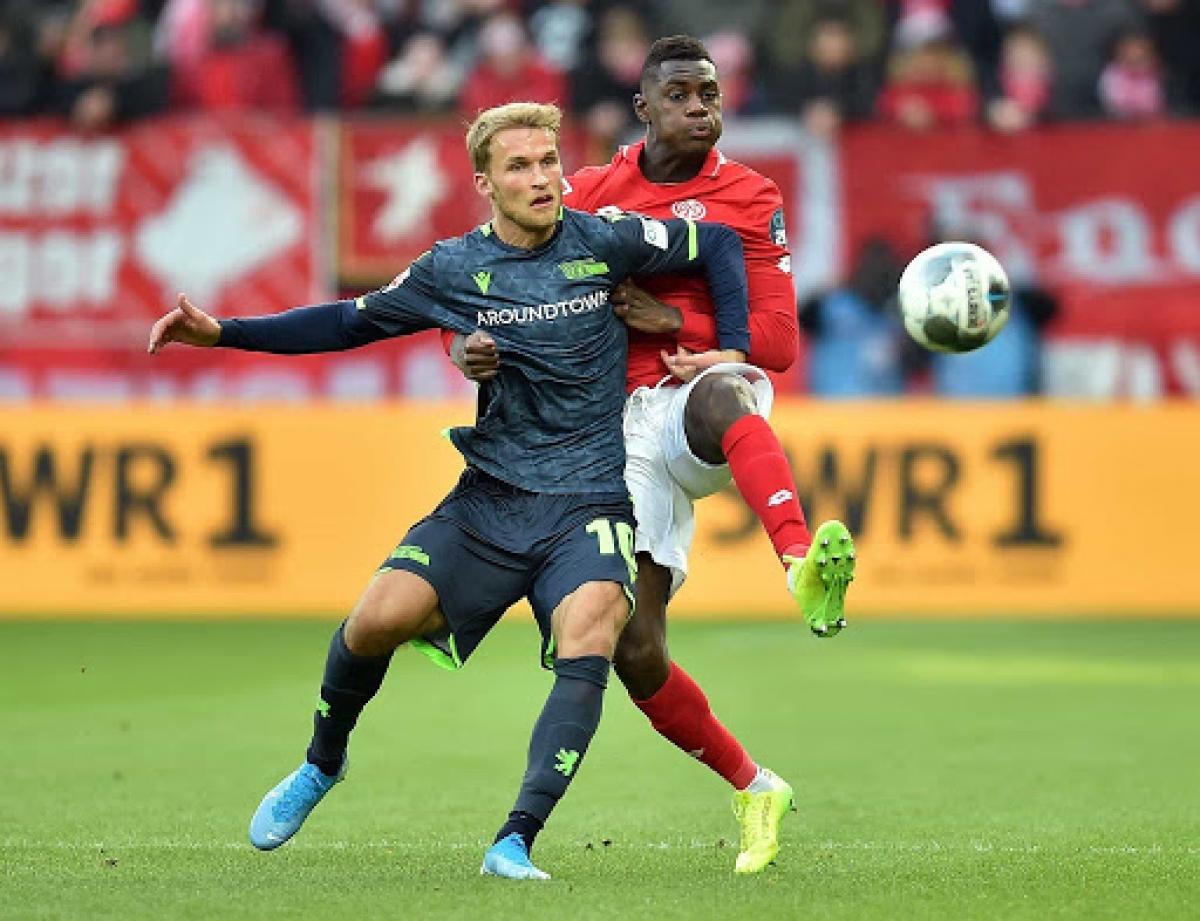 Букмекеры не определили фаворитов в 3-х матчах 28-го тура Бундеслиги