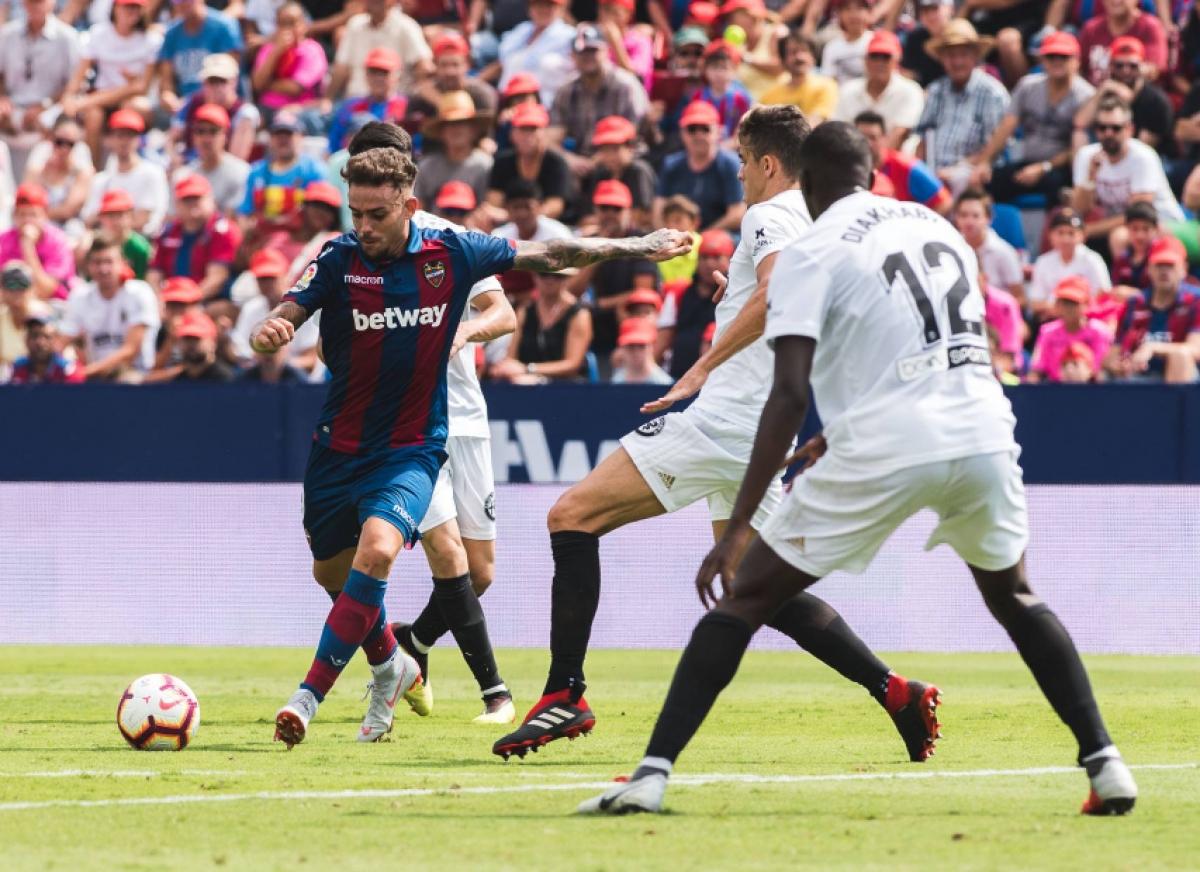 Кто окажется сильнее в дерби Валенсии 12 июня?
