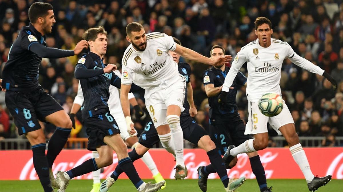 Букмекеры считают, что Мадрид выиграет в Сан-Себастьяне