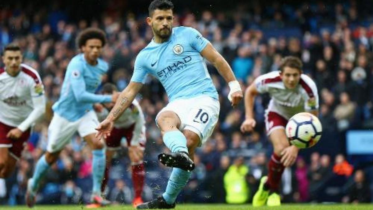 Сколько мячей забьет «Манчестер Сити» в ворота «Бёрнли»?