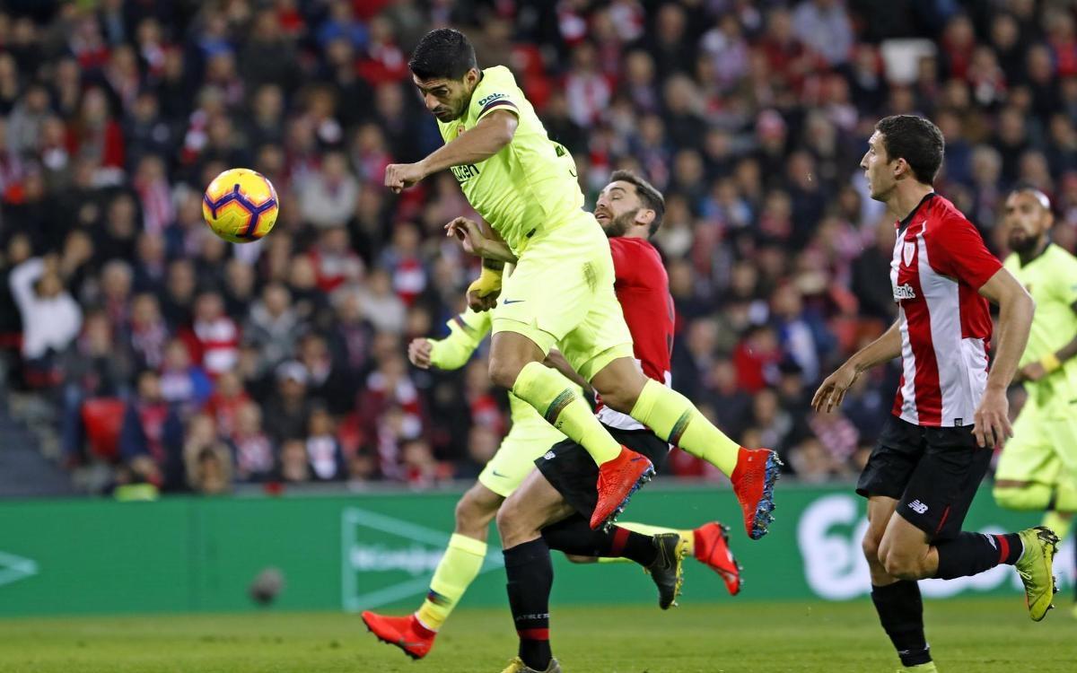 «Барселона» – безоговорочный фаворит в матче с «Атлетиком»