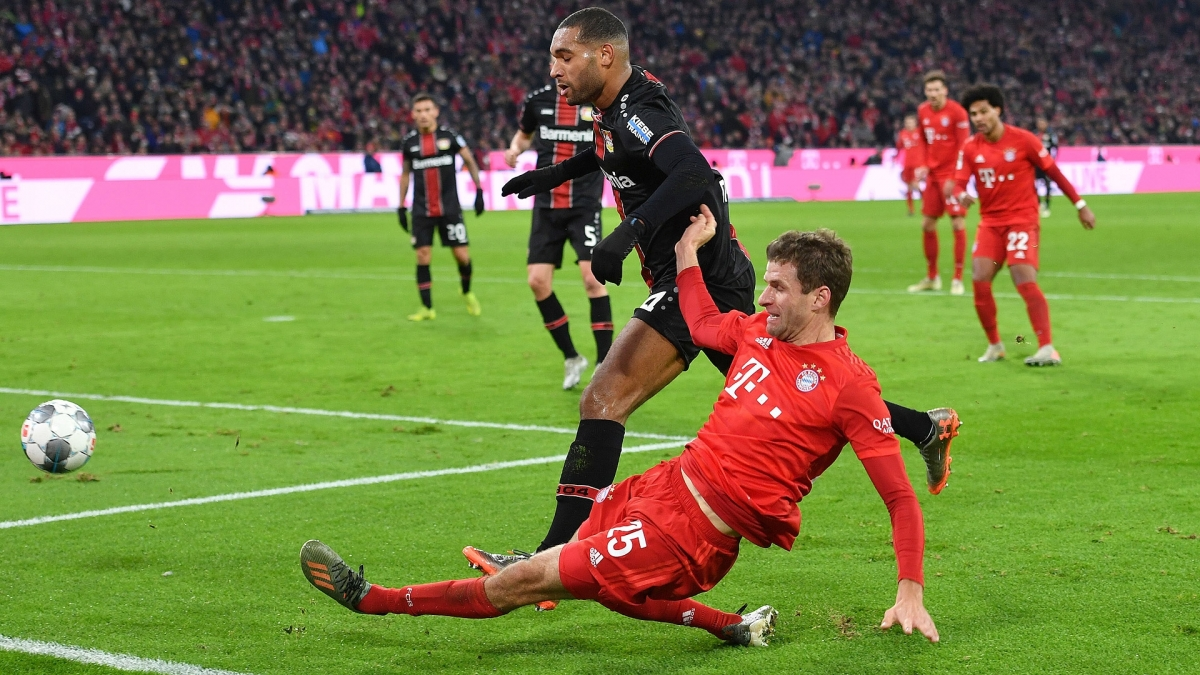 Есть ли шансы у «Байера» в финале Кубка Германии?