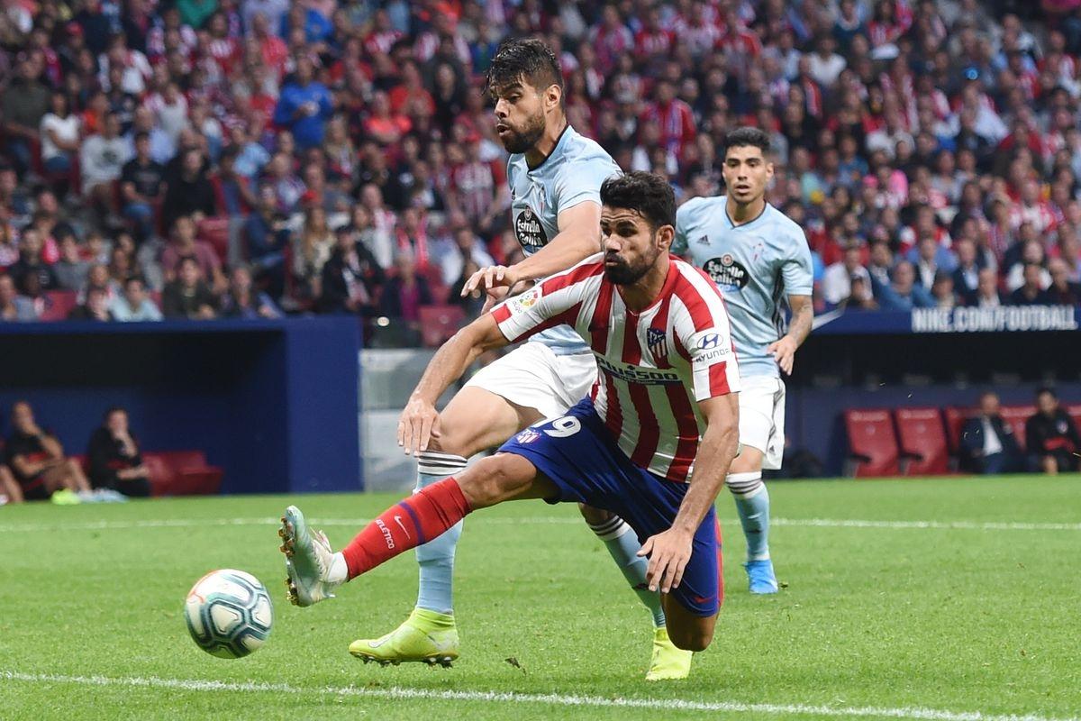 «Атлетико» выиграет у «Сельты». Смолов не забьет