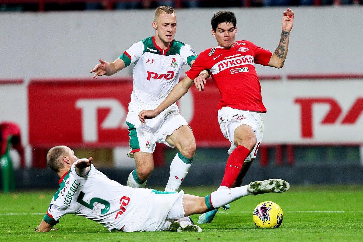 Сделает ли «Локомотив» шаг к Лиге чемпионов?