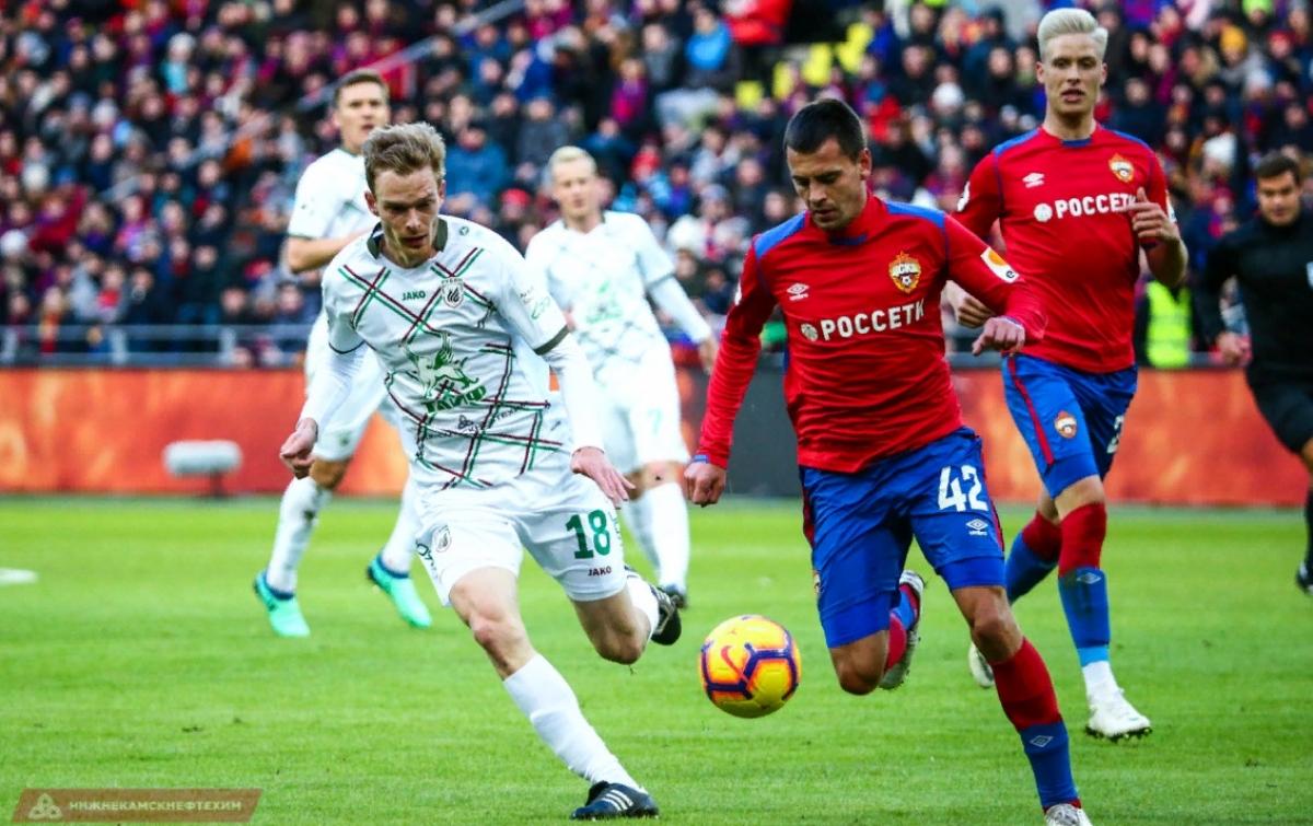 Обыграет ли ЦСКА клуб своего бывшего главного тренера?