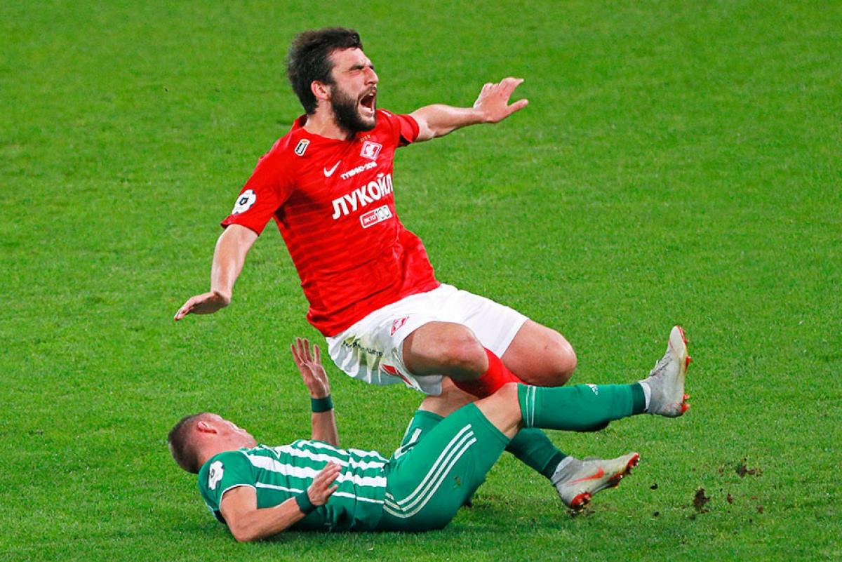 Прервет ли «Спартак» 5-матчевую серию без побед?