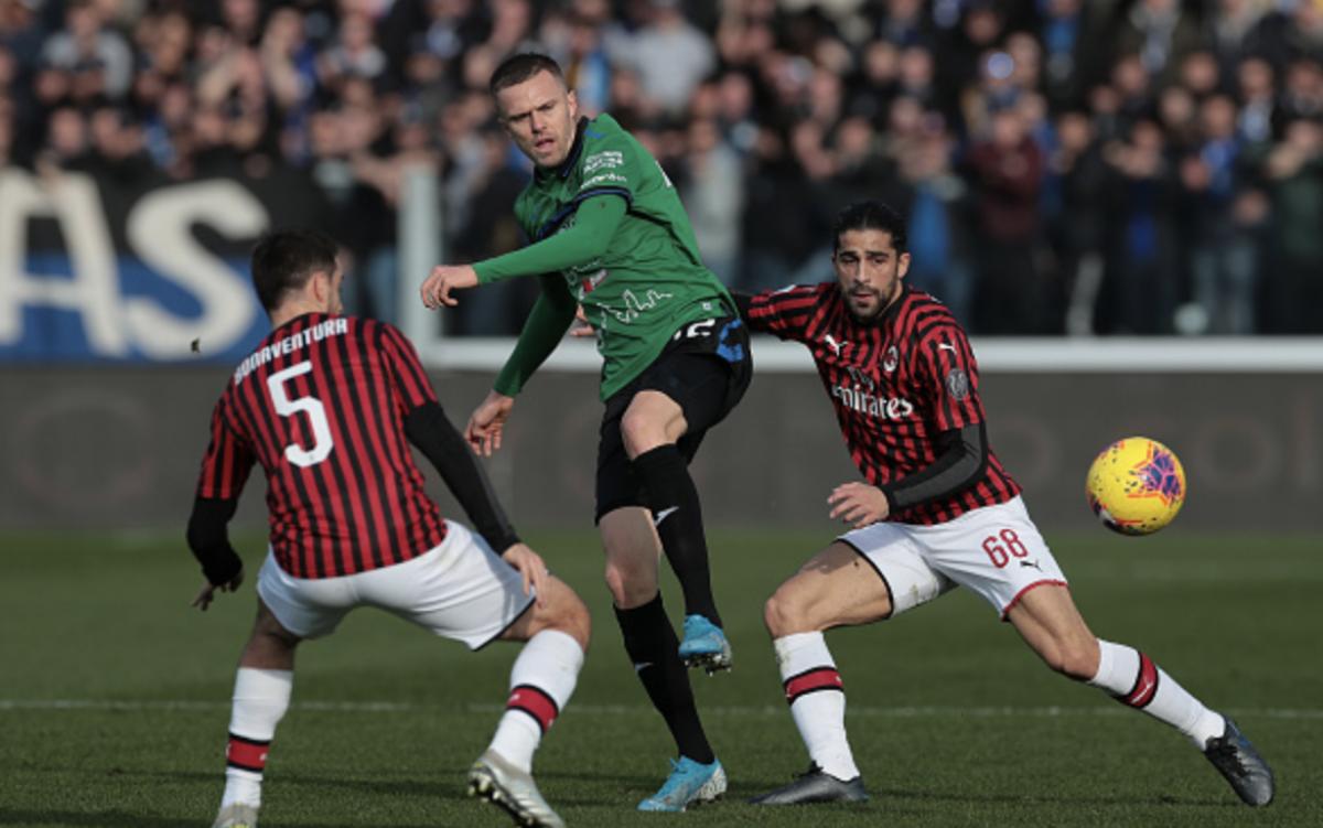 «Милан» или «Аталанта»: чья беспроигрышная серия прервётся?