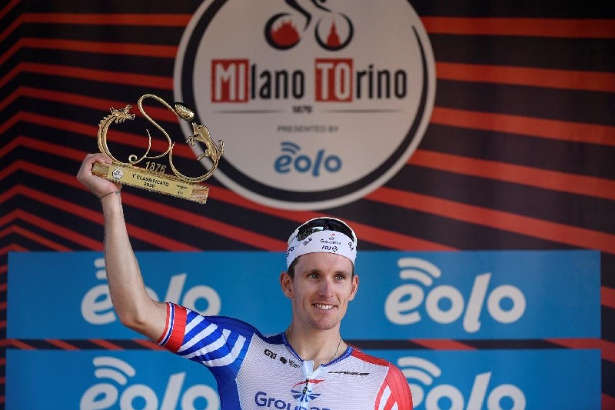 Арно Демар выиграл классику Милан-Турин