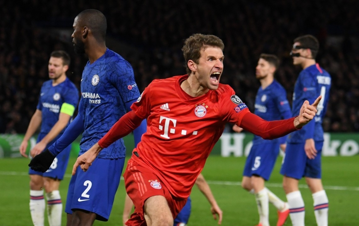 «Бавария» во второй раз обыграет «Челси», «Наполи» пройдет «Барселону»