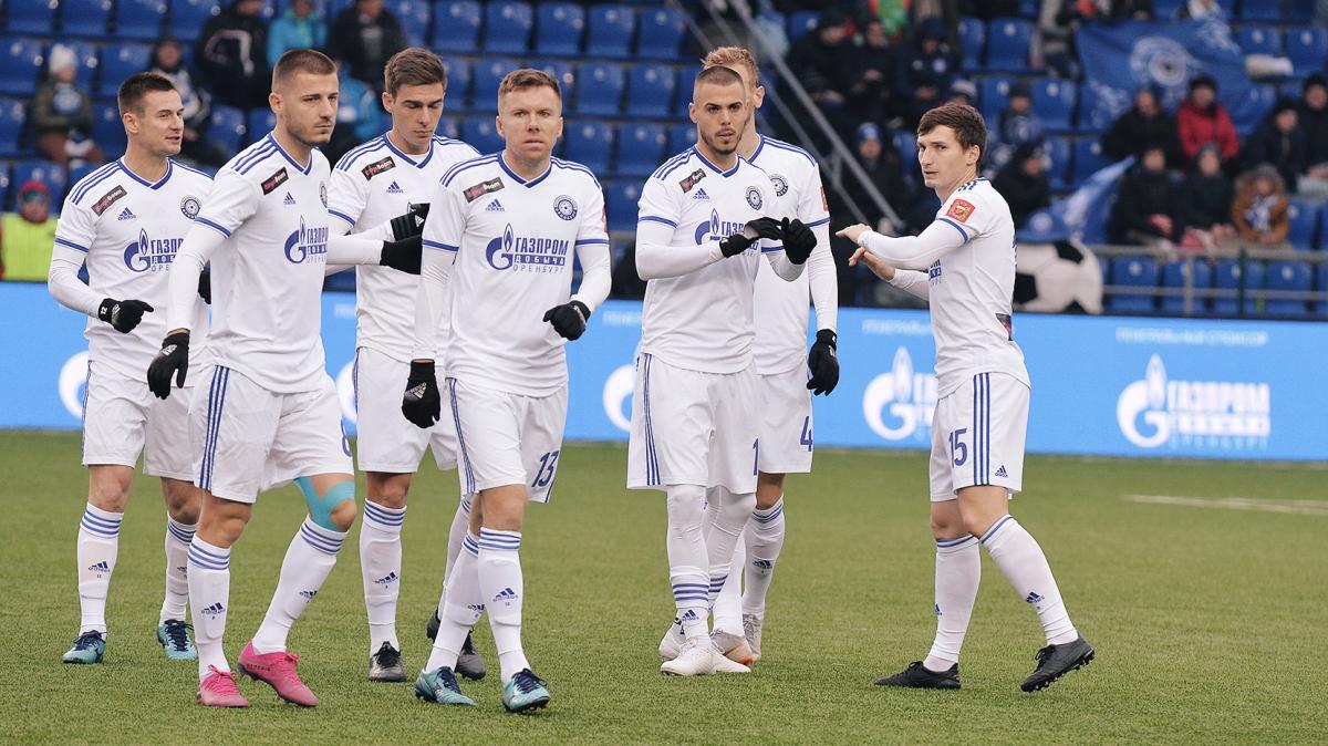 «Оренбург» – абсолютный фаворит матча с «Аланией»