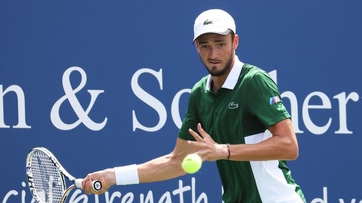 Даниил Медведев – абсолютный фаворит 1/8 финала US Open