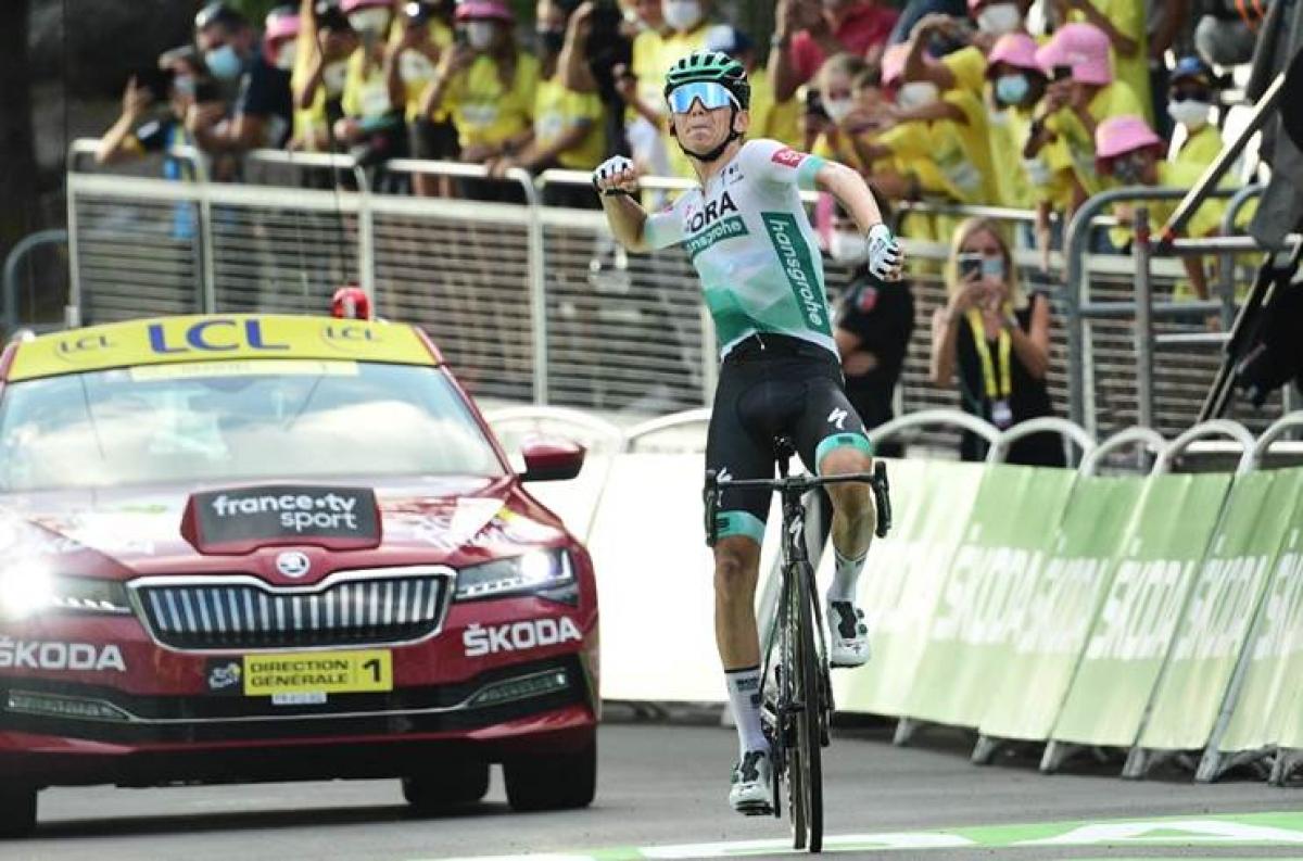 Леннард Кемна – победитель 16 этапа Тур де Франс-2020