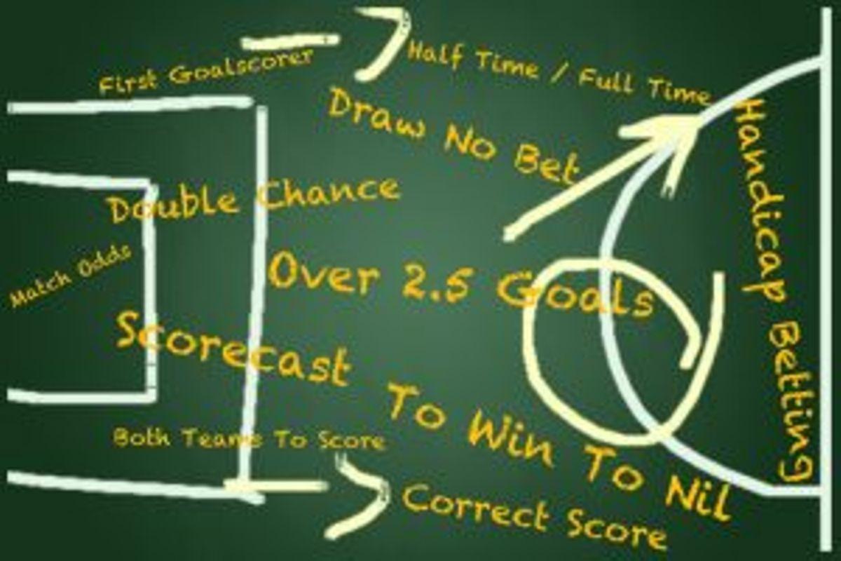 Выбор стратегии и тактики - о том как заработать на ставках на спорт