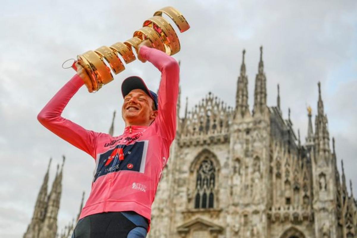Тео Геоган Харт – победитель Джиро д`Италия-2020