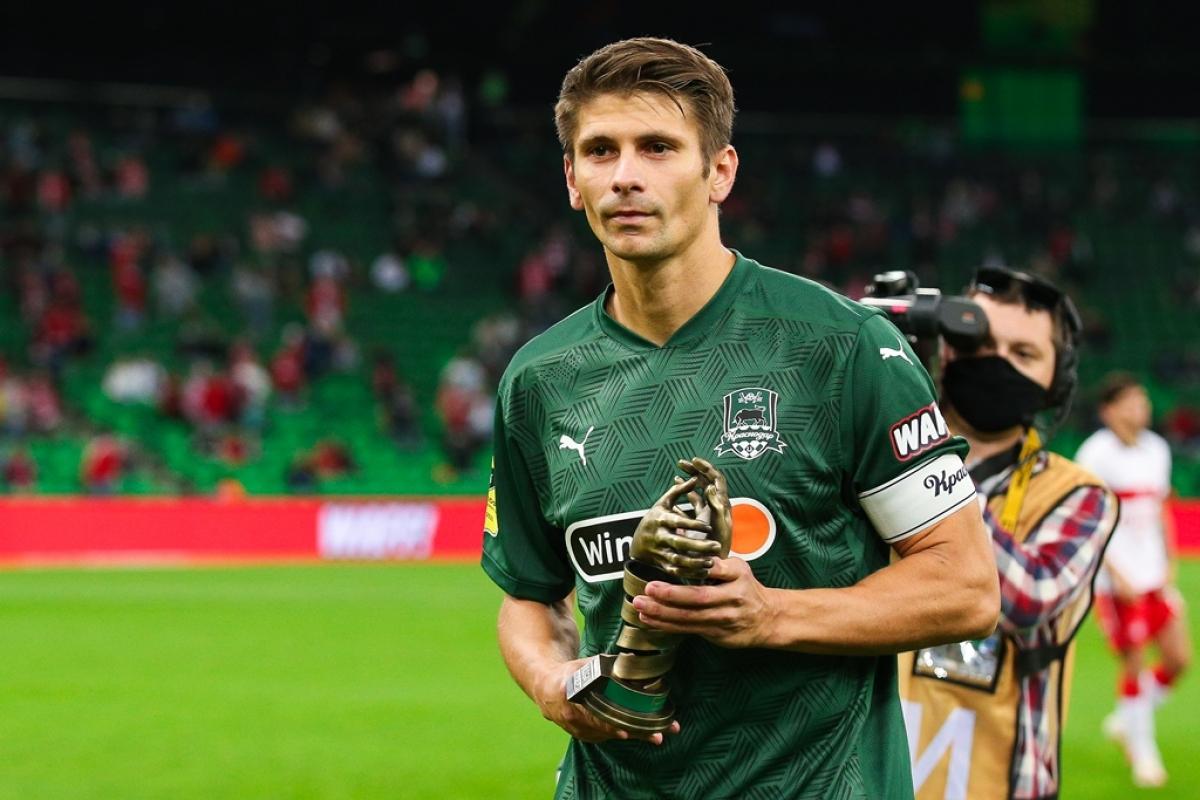 ФК «Краснодар» — лауреат Премии Liga Fair Play за сентябрь 2020