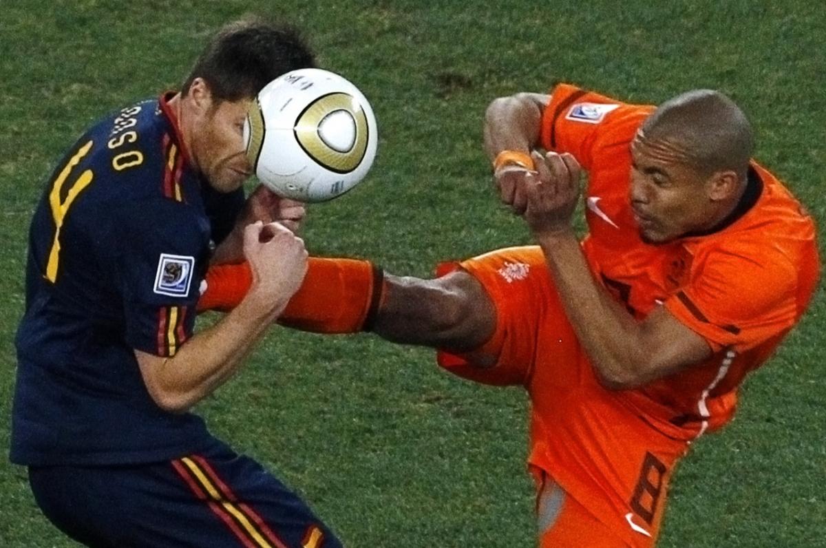 Прервёт ли Испания серию поражений в Нидерландах?