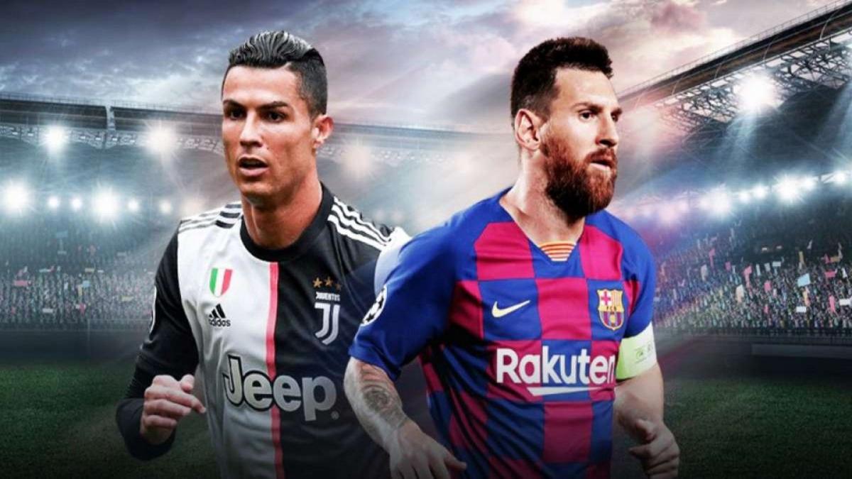 Месси vs Роналду. «Барселона» – фаворит матча против «Ювентуса»