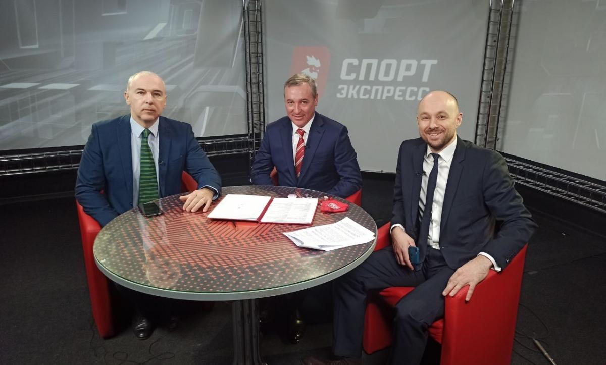 «Лига Ставок» – официальный партнёр чемпионата мира по хоккею 2021-2025 гг.