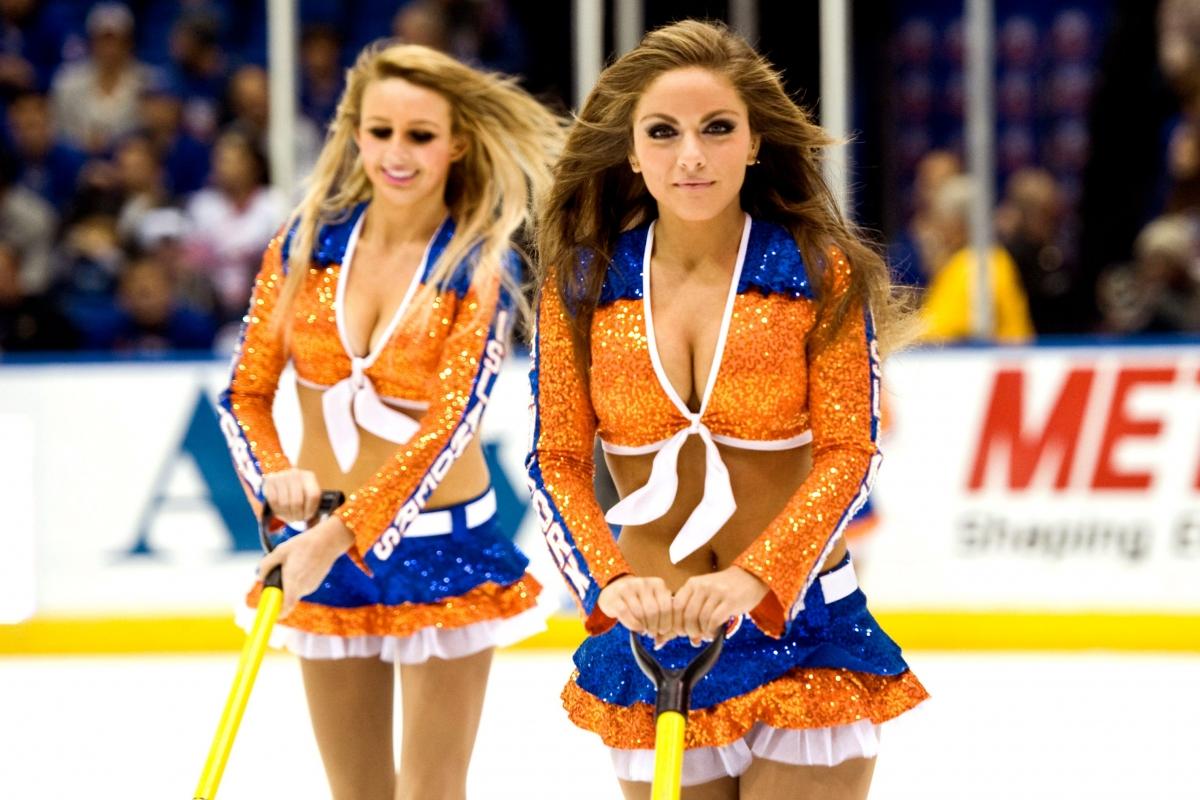 Красотка Friday: Самые красивые Ice Girls (18+)