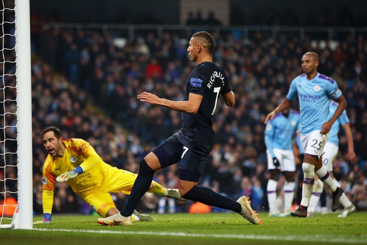 Прервёт ли «Эвертон» серию поражений с «Манчестер Сити»?