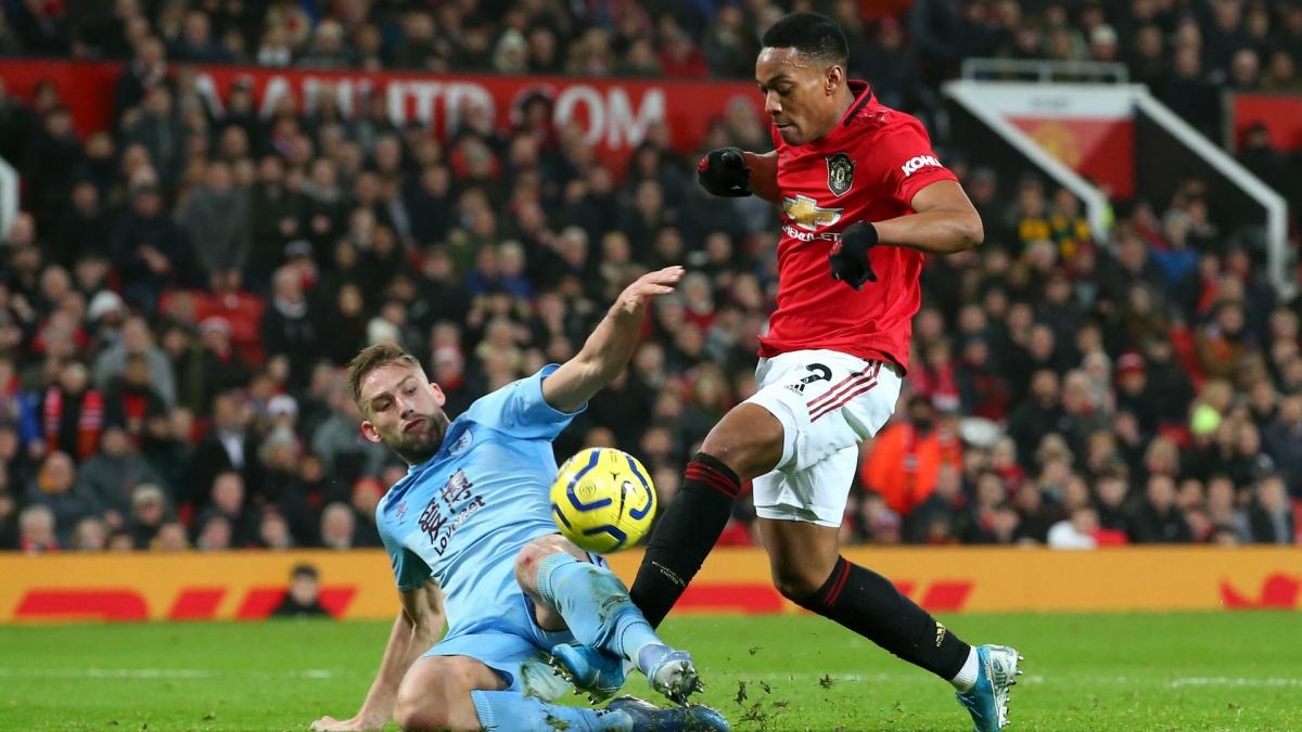 «Бернли» – «Манчестер Юнайтед». «МЮ» возглавит турнирную таблицу АПЛ
