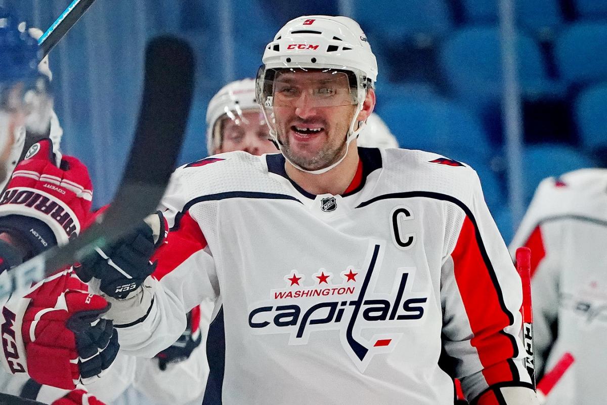 Александр Овечкин – вторая звезда дня в НХЛ