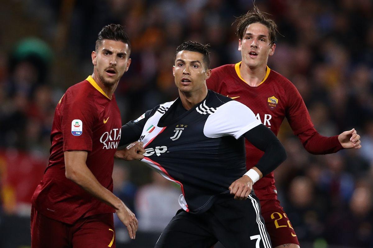 Способна ли «Рома» остановить «Ювентус»?