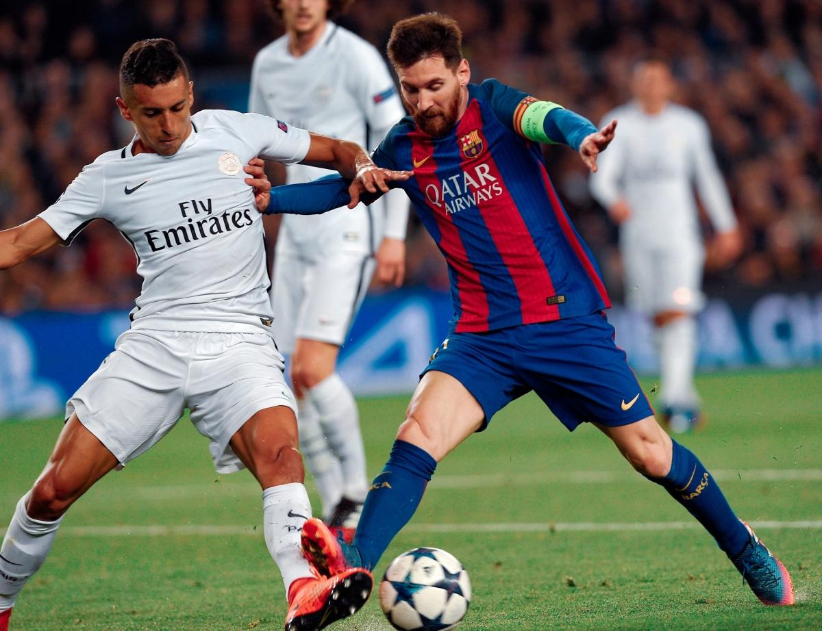 Продлит ли «Барселона» домашнюю победную серию против «ПСЖ»?