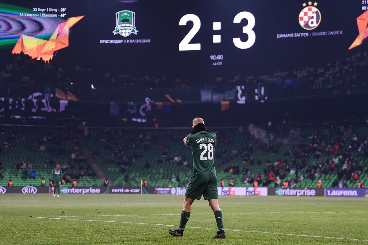 «Динамо» - «Краснодар». Есть ли шансы у «Краснодара»?