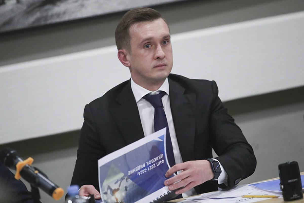 Александр Алаев - президент Футбольной Национальной Лиги