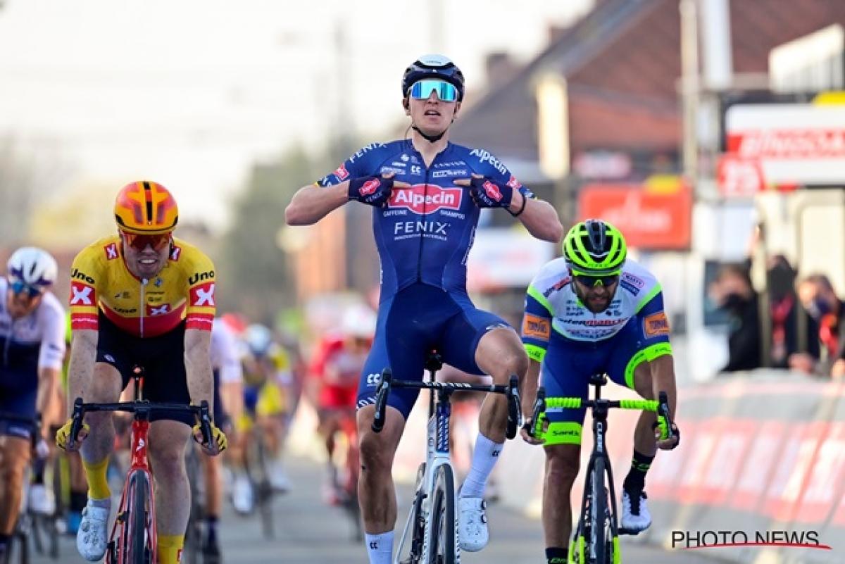 Тим Мерлье – победитель классики Le Samyn-2021