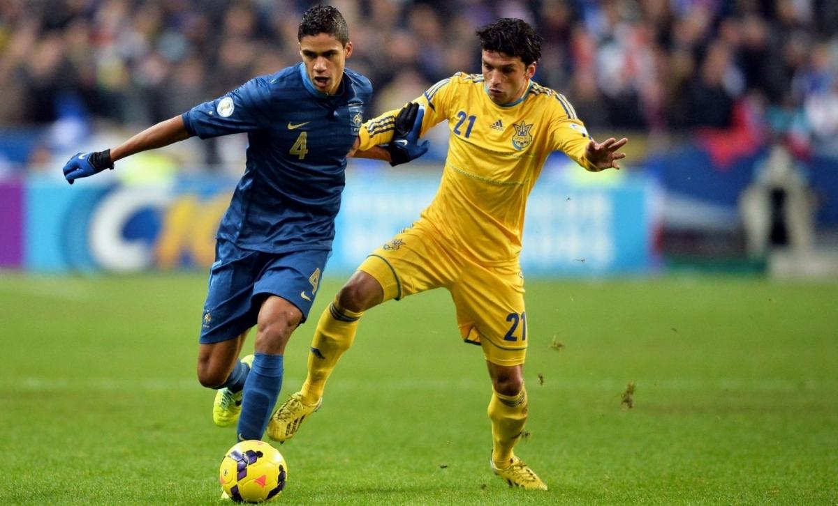 Чемпионат мира-2022. Франция – Украина