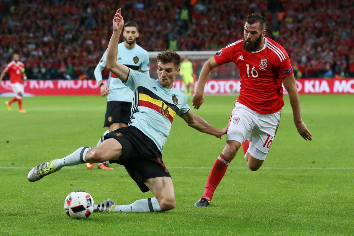 Квалификация ЧМ-2022. Бельгия – Уэльс