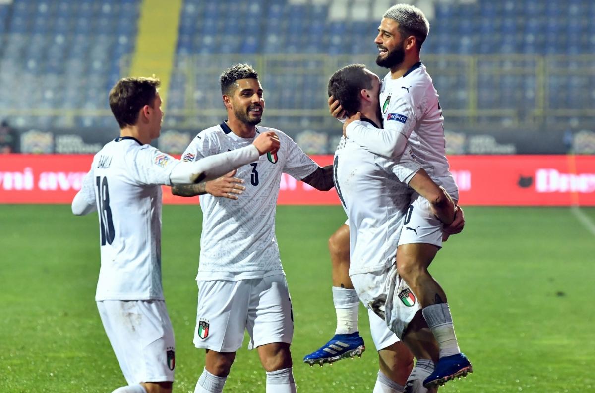Квалификация ЧМ-2022. Италия – Северная Ирландия