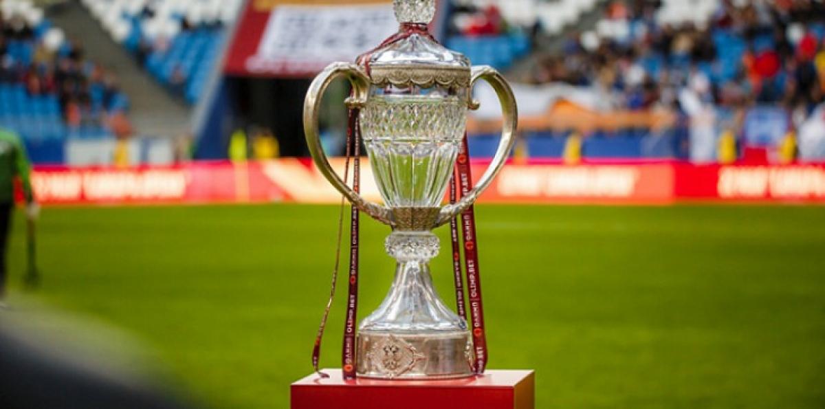 Букмекеры считают, что в полуфинал кубка России выйдут «Ахмат» и «Сочи»