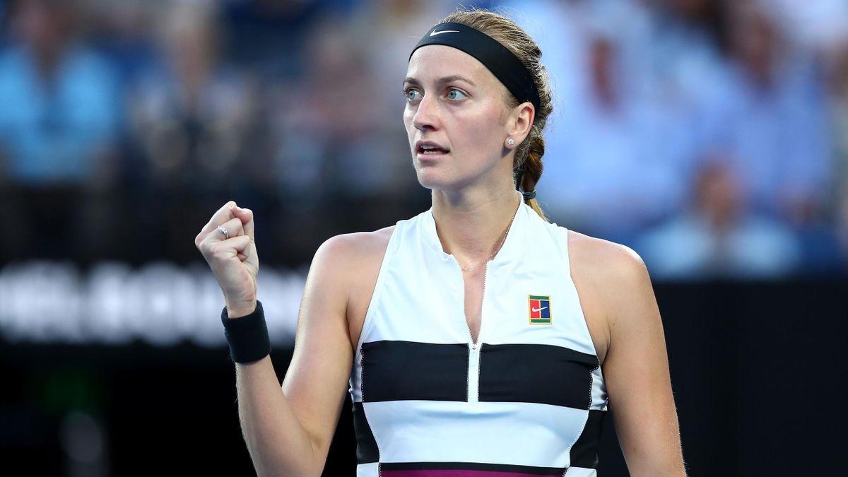Мария Саккари – Петра Квитова. Чешская теннисистка выйдет в третий круг турнира в Штутгарте