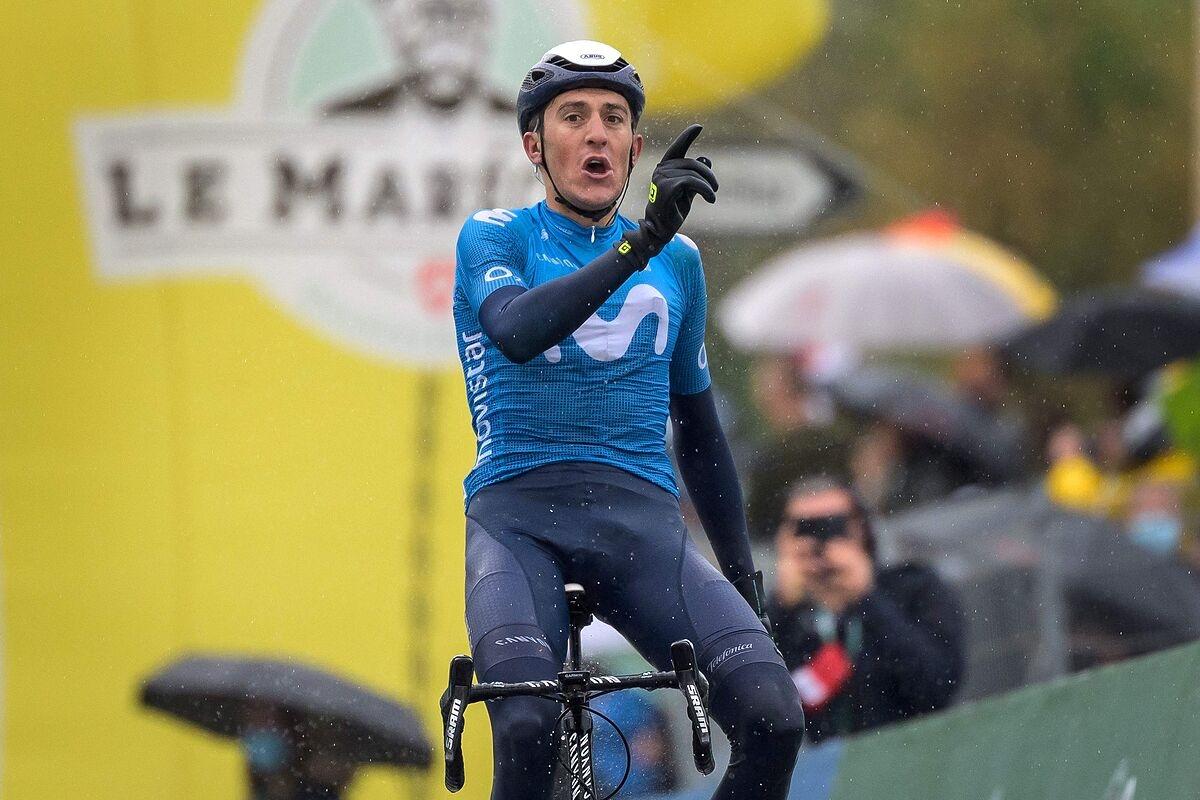 Марк Солер – победитель 3 этапа Тура Романдии-2021